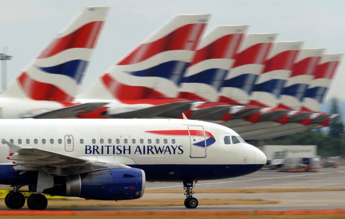 British Airways fined £183 million for theft of bank data of passengers