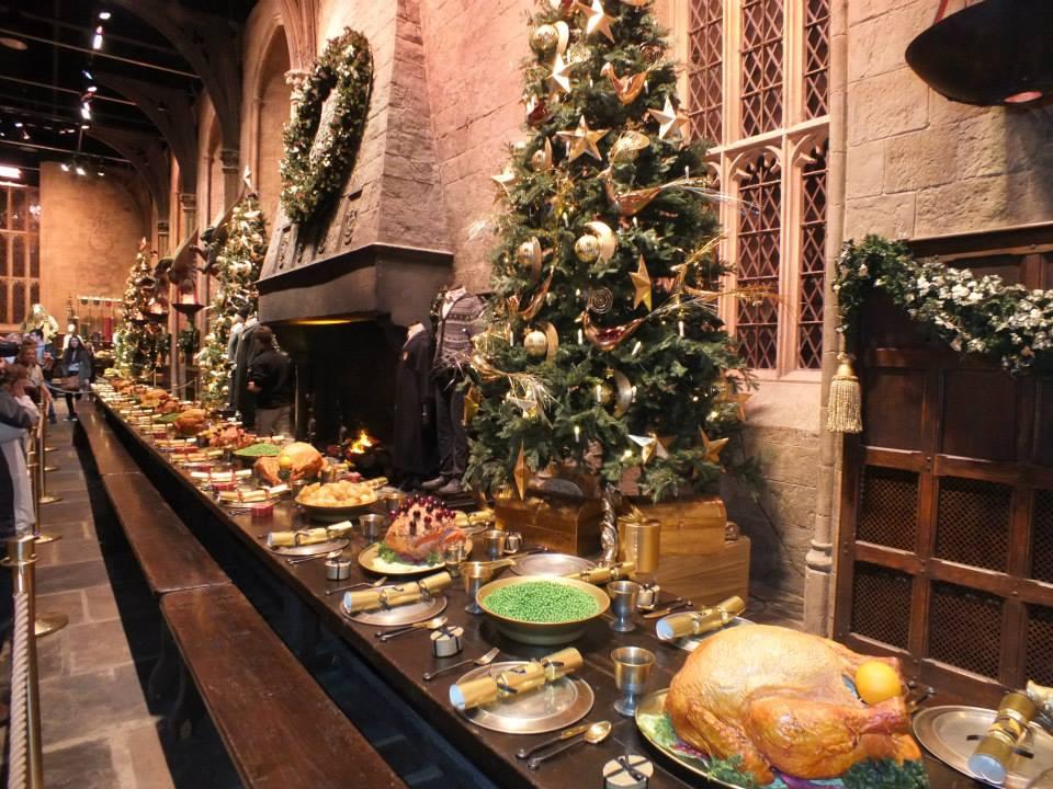 Harry Potter WB Studios In Flight Movie