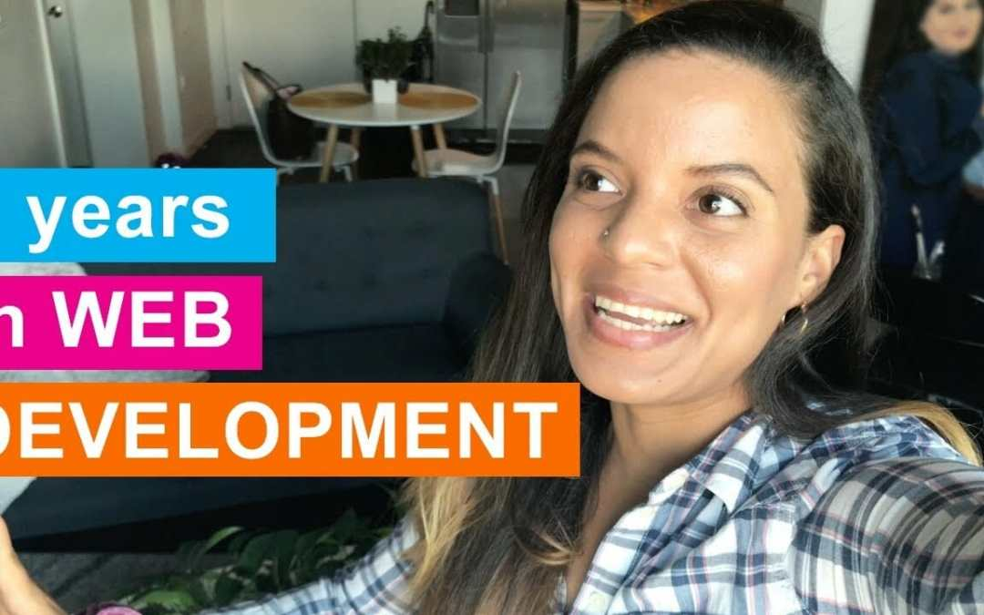 8 years in Web Development – how I've changed