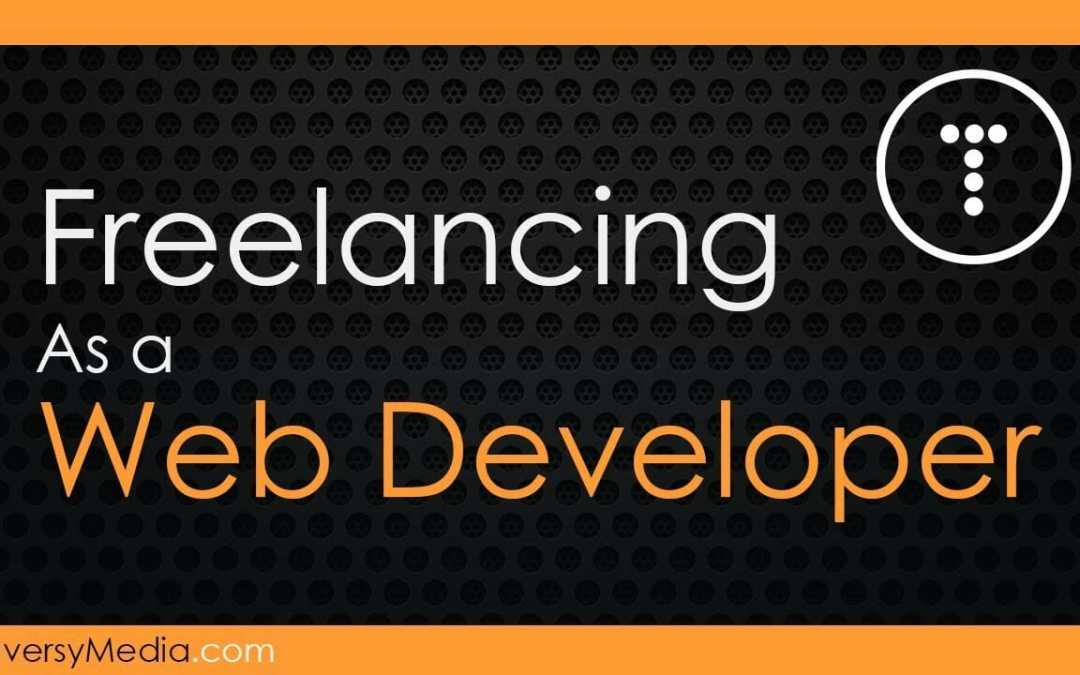 Freelancing As A Web Developer