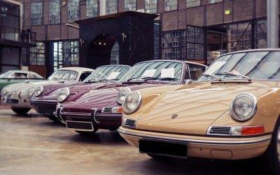 Investir dans une voiture de collection : intéressant ?