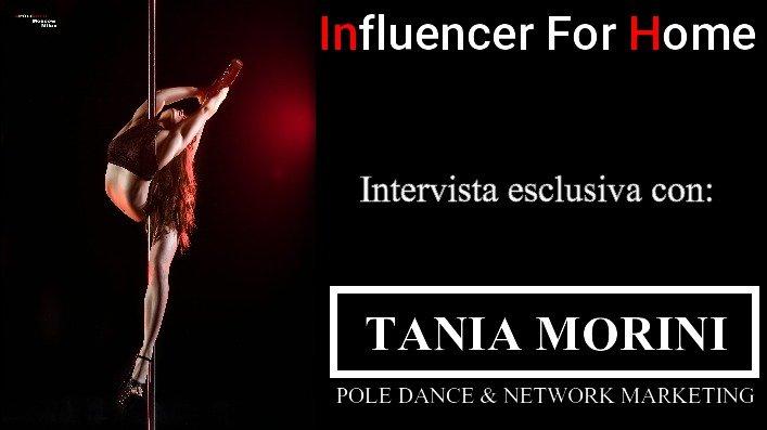 TANIA MORINI (Network Marketing-Pole Dance)