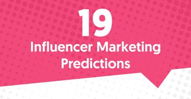 influencer marketing predictions