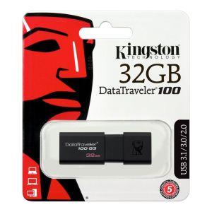 金士頓 DataTraveler 100 G3(DT100G3)3