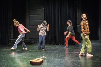 INFLUX Improv Evening April 2019