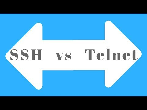 What is the Difference between SSH and Telnet?