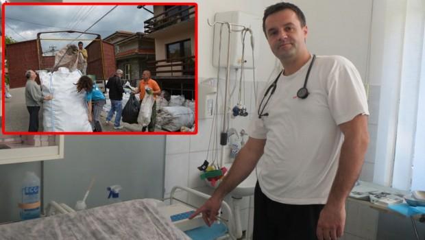 О враче из Сербии