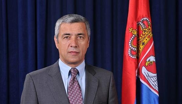 Обвиняемый албанскими властями в преступлениях на Косово-Оливер Иванович