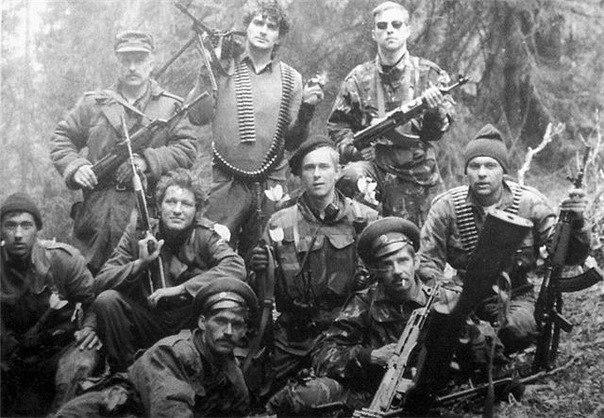 Как русские добровольцы сражались на высоте Заглавак