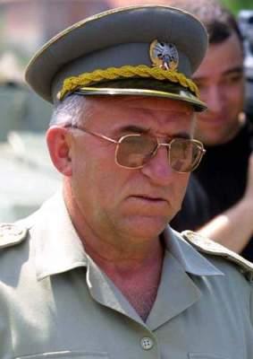 Сербский генерал Владимир Лазаревич