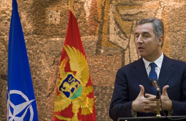 Премьер Черногории