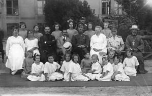 Русские эмигранты в Сербии