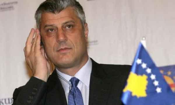 Хашим Тачи: Агенты в Косово имеют связи с Москвой