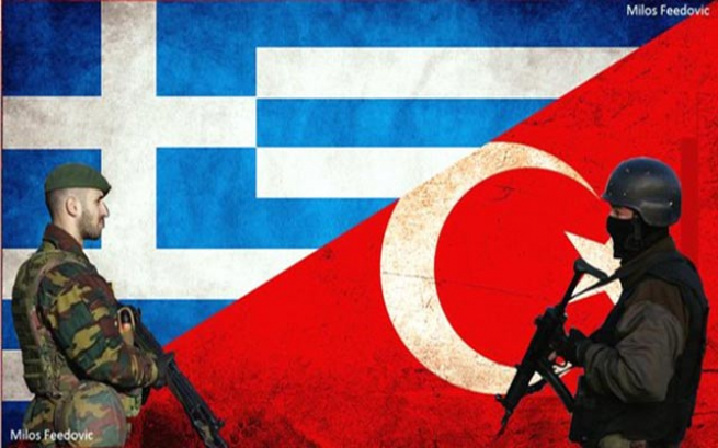 Турция готовится воевать с Грецией?