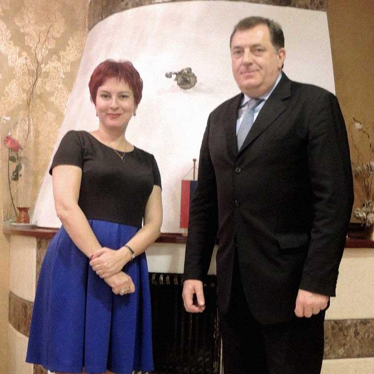 "Спецкор ""КП"" Дарья Асламова: Террористы готовят атаку на Европу из Боснии"