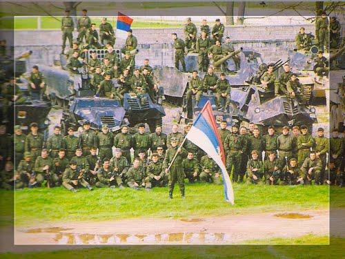 """О самой знаменитой бригаде ВРС: Гвардия """"Пантеры"""""""