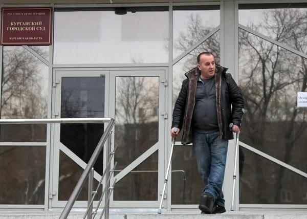 Курган: Сербскому офицеру Ратко Самацу сделали операцию на сердце