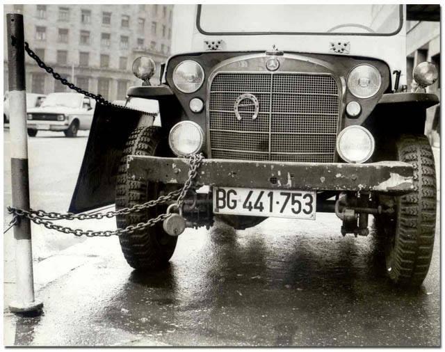Сербия (Югославия): старинные фото