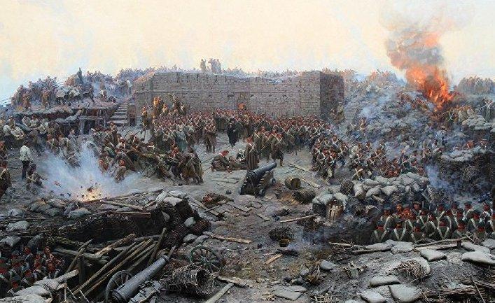 О сербском следе в Крымской войне