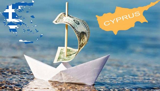 Греческие предприятия переезжают на Кипр из-за больших налогов