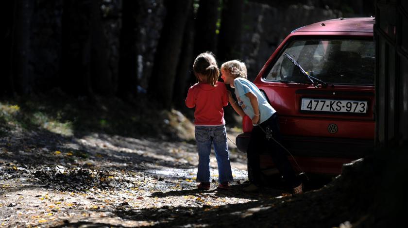 В Косово продают детей на органы