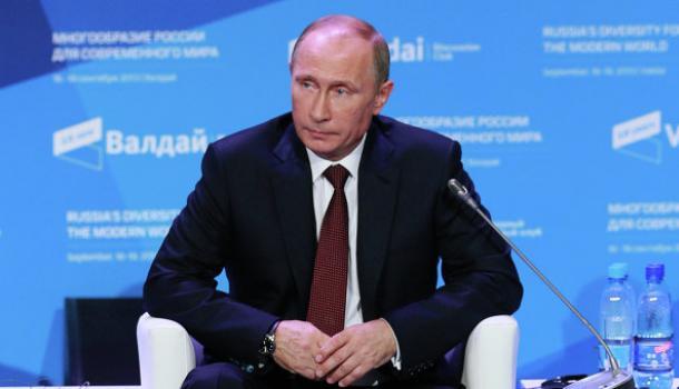 Путин: Поддерживая Косово, вы сами вызвали ситуацию с Каталонией