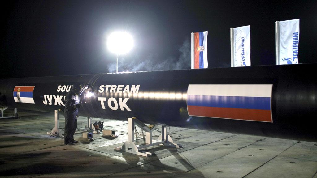 «Южный поток» станет «Сербским»