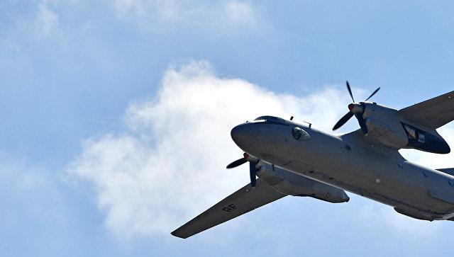 Два Ан-26 пополнят ВВС Сербии