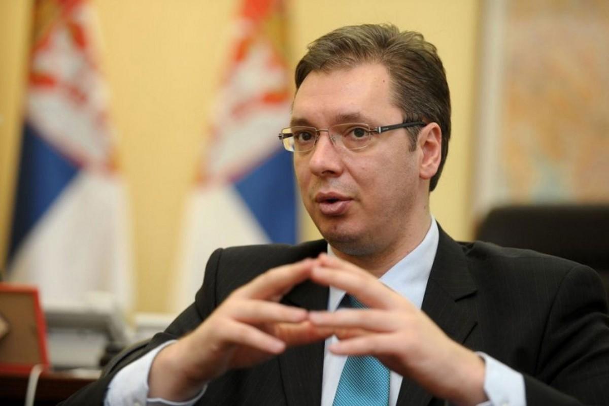 Александр Вучич позвонил Путину, чтобы обсудить вопрос по Косово
