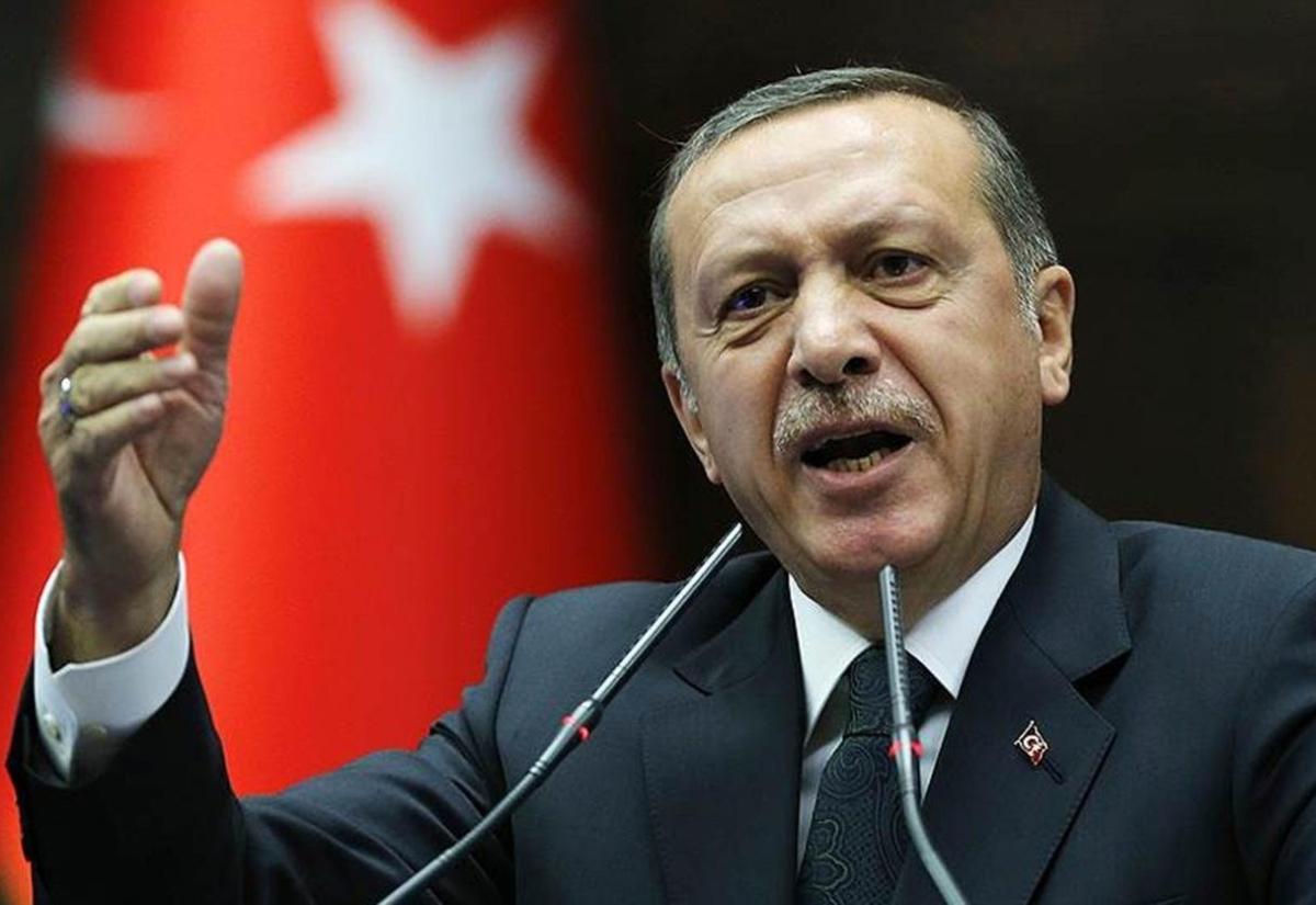 Эрдоган: Третья мировая начнется в Сирии