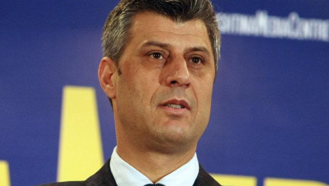 Хашим Тачи: Мы ответим Сербии оружием!