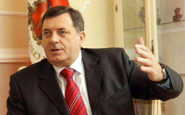 Милорад Додик: Путин является другом всех народов Боснии и Герцеговины