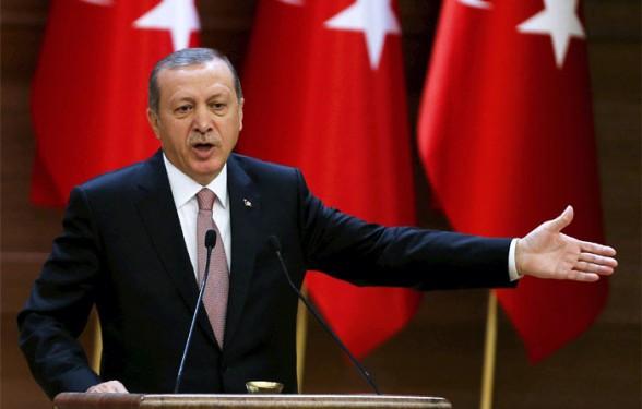 Эрдоган: США погружает мир в предвоенную тьму