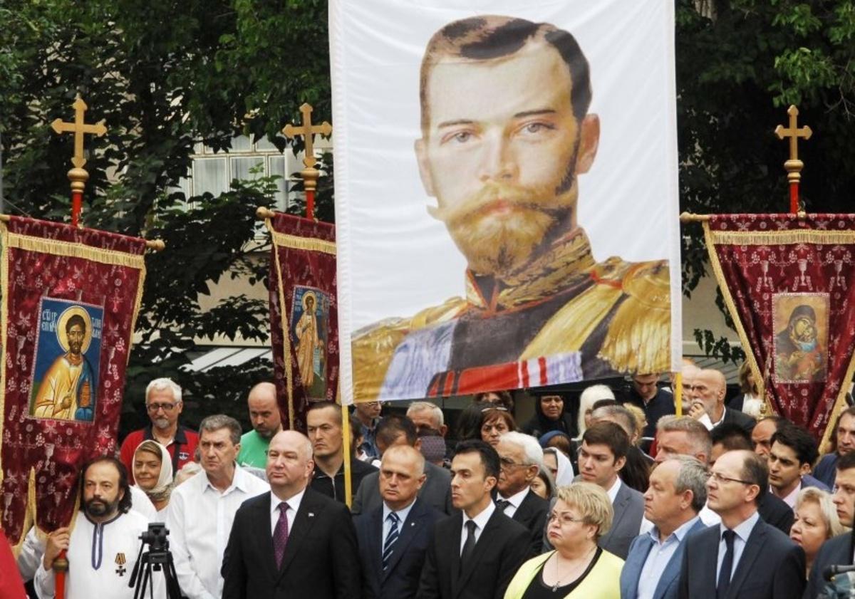 Почему сербы очень любят Николая 2
