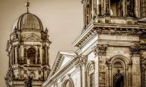 Berlin Cathedral Building
