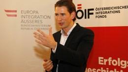 Sebastian Kurz, Integration