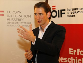 Sebastian Kurz, Integration