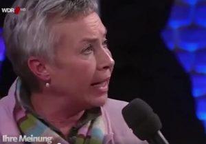 Sexuelle Übergriffe durch Migranten als Inszinierung der rechten Seite? Bildschirmfoto: WDR