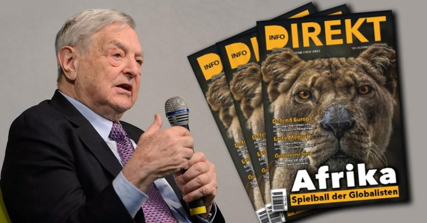 Info-DIREKT Ausgabe Nr. 16, Schwerpunkt: Afrika
