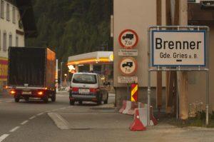 Keine Grenzkontrollen am Brenner