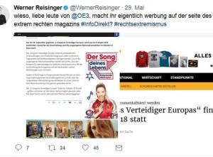 Wiener Zeitung, Ö3, Info-DIREKT, Werner Reisinger