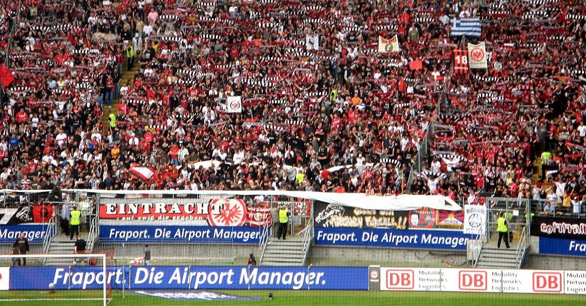 Eintracht Frankfurt will AFD-Wähler ausschließen!