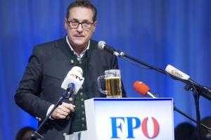 HC Strache in Ried