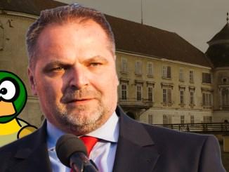 Willi Mernyi, Wasserschloss Aistersheim