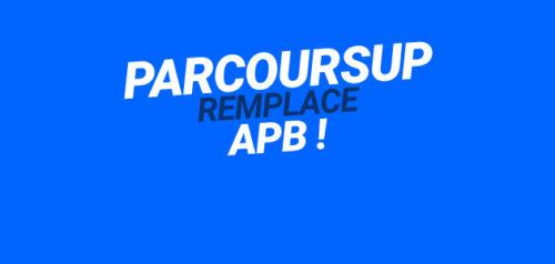 Conférence : PARCOURSUP (ex APB)