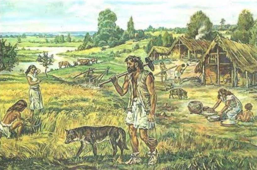 древние