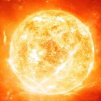 Исчезли пятна на Солнце