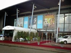 Kinopalast Vlissingen zum Filfestival Film by the sea