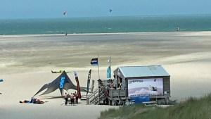 Kitesurf-Station in Vrouwenpolder