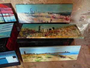 Gemälde der Kunstroute in Koudekerke